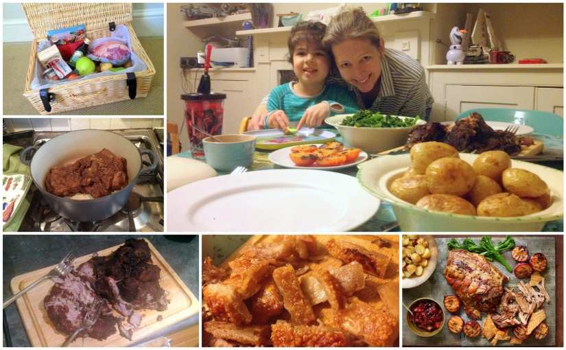 Mother's Day Family Feast: Sweet Spiced Slow Cooked Pulled Pork
