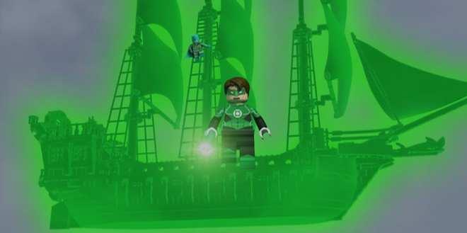 LEGO DC's Justice League- Cosmic Clash Green Lantern