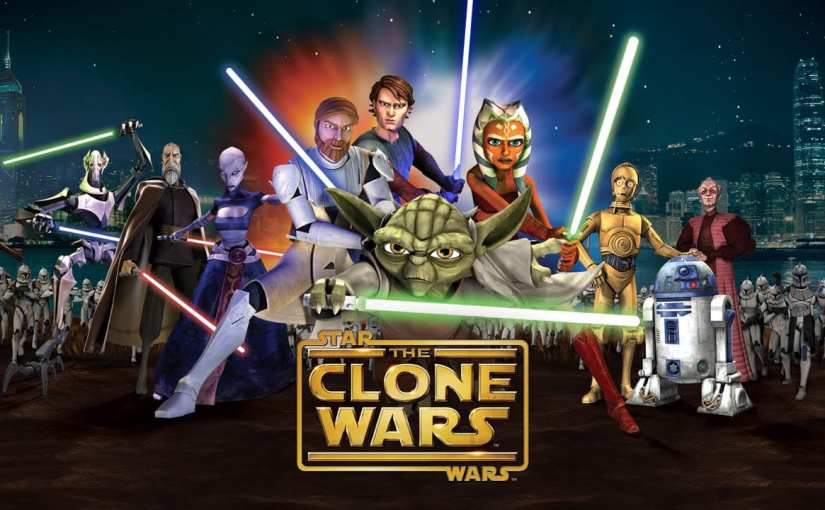 Star Wars: The Clone Wars – The Prequel Series You're Looking For