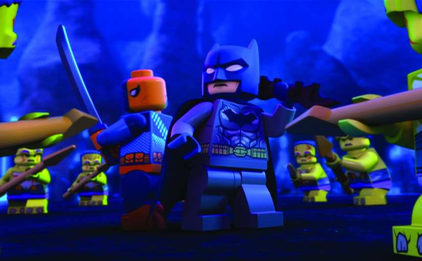 LEGO DC Justice League: Gotham City Breakout Blu-Ray/DVD review