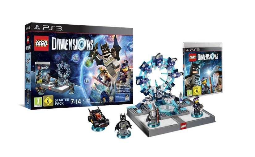 LEGO Dimensions Starter Pack (PS3) Review