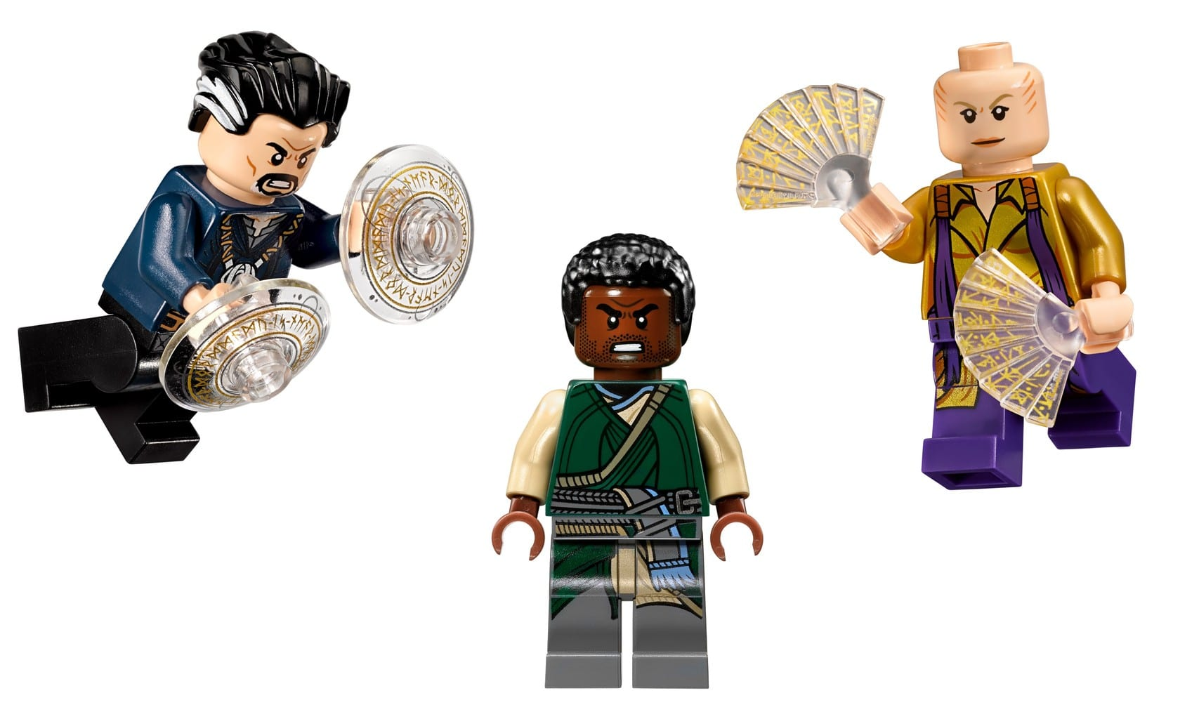 LEGO Marvel Super Heroes KARL MORDO Minifigure from 76060