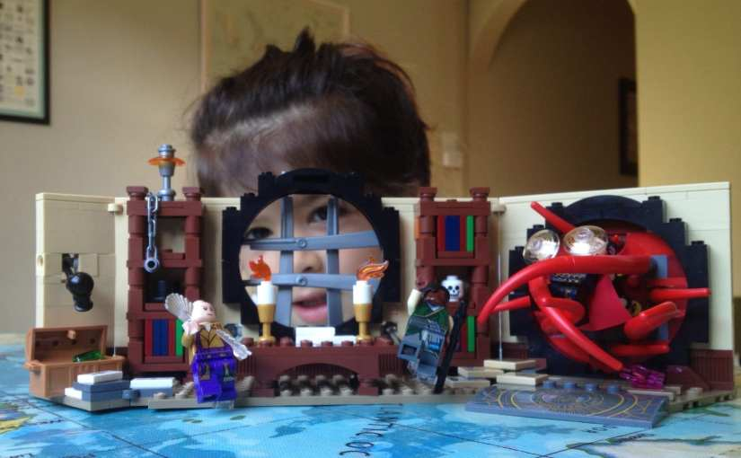 LEGO Marvel Super Heroes – Doctor Strange's Sanctum Sanctorum