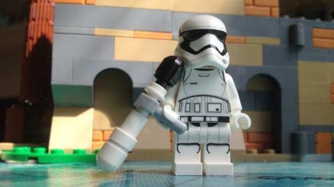 LEGO Star Wars- Battle on Takodana (75139) TR8R minifgure