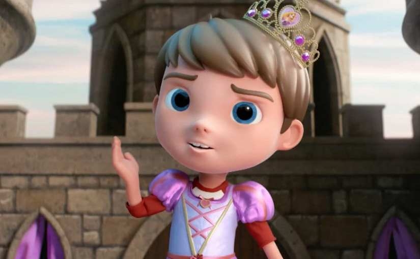 A boy dreams of being a Queen in Smyths Toys TV ad