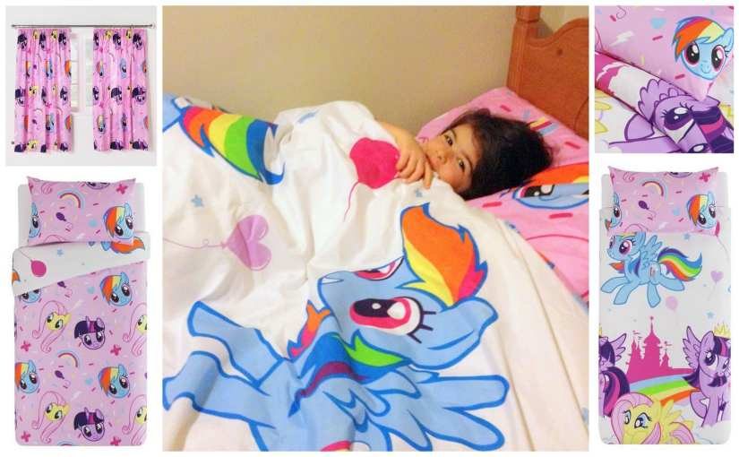 My Little Pony: Friendship is Magic Bedding