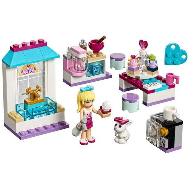 LEGO Friends 41308 Stephanie's Friendship Cakes Building Toy