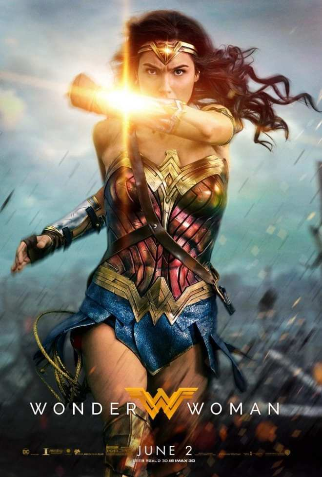 Wonder Woman review, Wonder Woman movie review