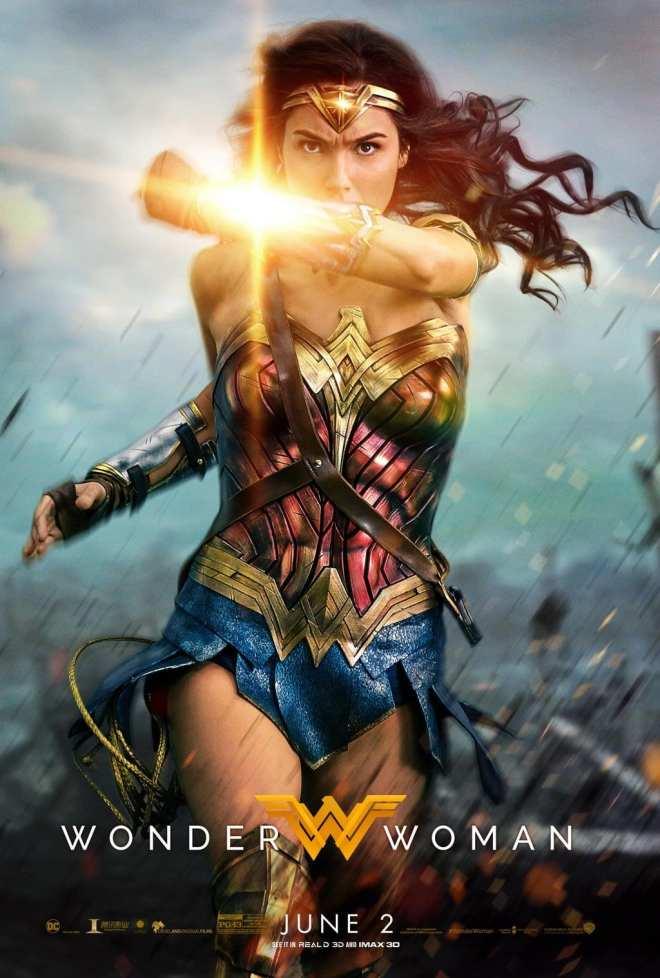 Wonder Woman review, Wonder Woman movie review