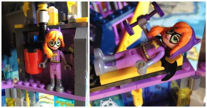 Batgirl's Secret Bunker