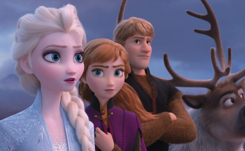 I'm excited for Frozen 2 – but not a new wave of sexist merchandise