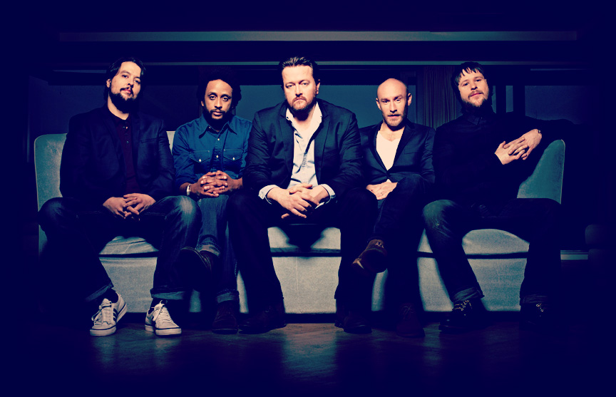 Playing in 2017 - Elbow