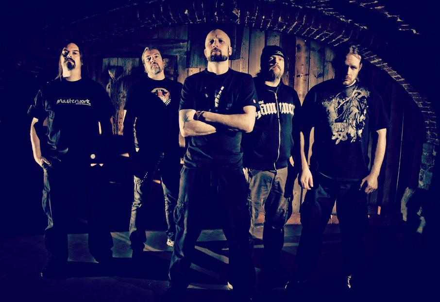 Playing in 2017 - Meshuggah