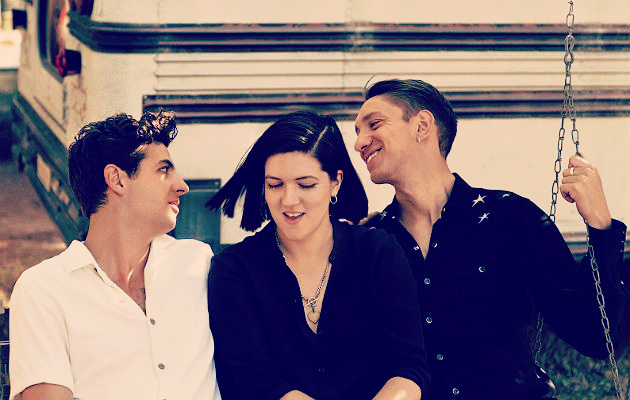 Playing in 2017 - The XX