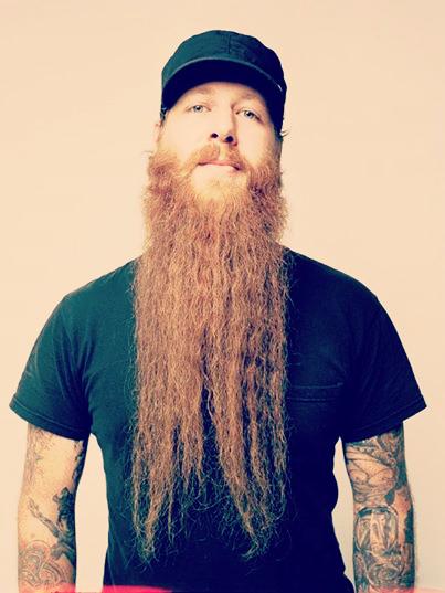 Jonathon Athon Beards Black Tusk