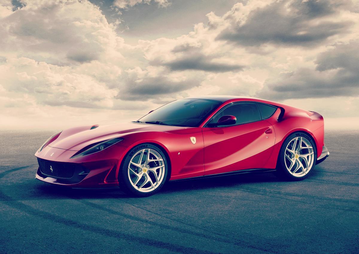 Ferraria 812 Superfast