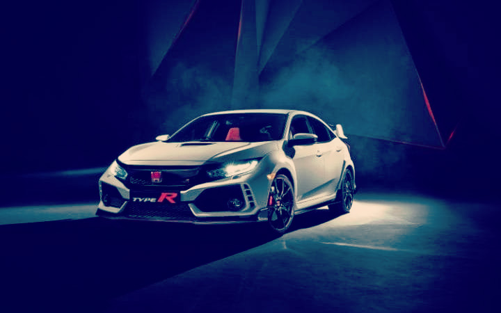 2017 Honda Civic Type R Front