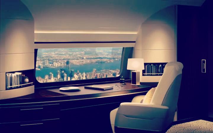 Plane Window Huge