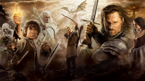 The Lord of the Rings Triology