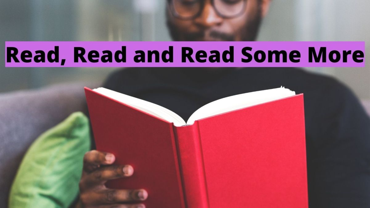 7 easy ways to learn English words read read and read some more