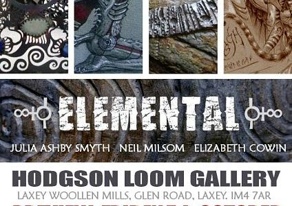Elemental at the Hodgson Loom Gallery