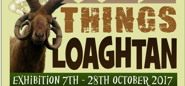 Delegates Craft Fair at the iMuseum and Loaghtan Exhibition at the Hodgson Loom Gallery