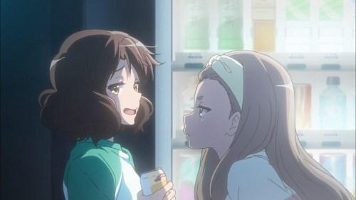 久美子と優子先輩(第3話)