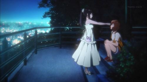高坂麗奈と黄前久美子(第5話)