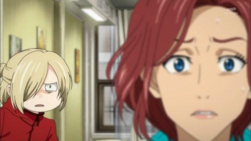 ミラとユリオ(第6話画像)