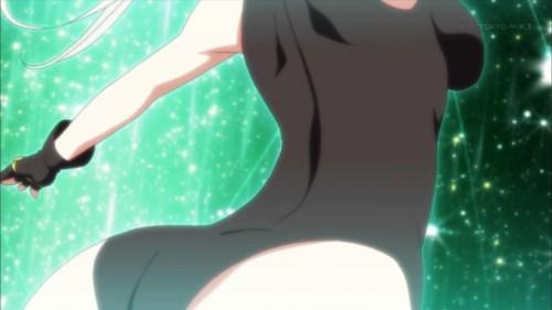 アインハルトの変身バンク(第7話画像)