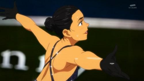 サーラ・クリスピーノ(第8話画像)