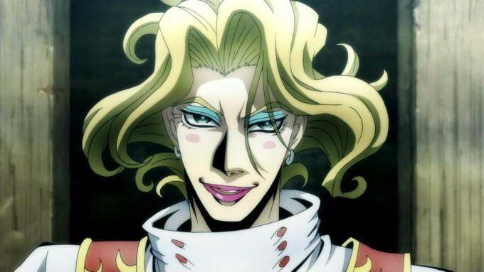 売国奴サンジェルミ(第10話画像)