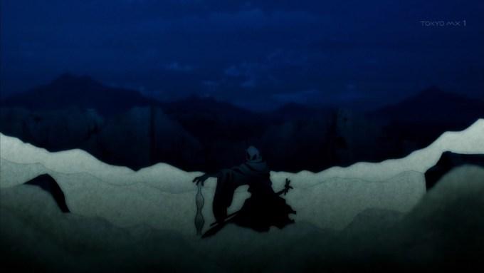 黒王の増殖能力(第10話画像)