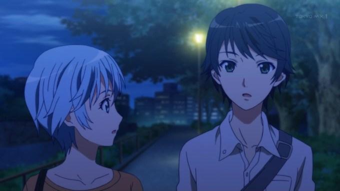 風夏と優(第2話画像)