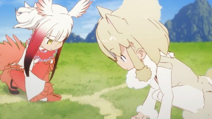 トキとアルパカ(第3話画像)