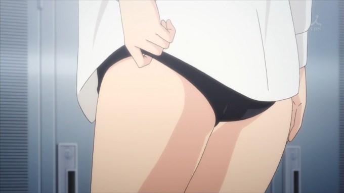 宮前透のブルマ(第5話画像)