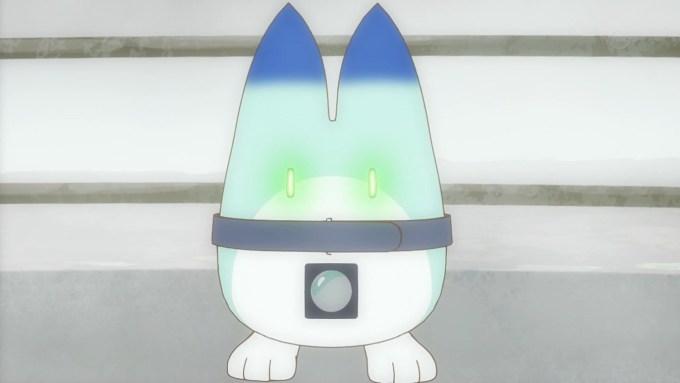 ミライ(けものフレンズ9話画像)