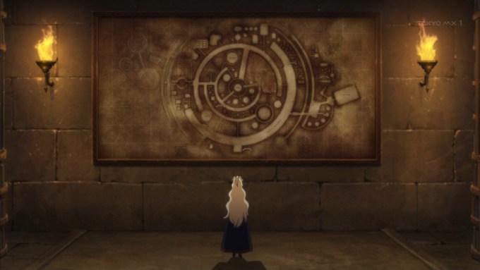 セリカと地下迷宮,ロクでなし魔術講師と禁忌教典10話より