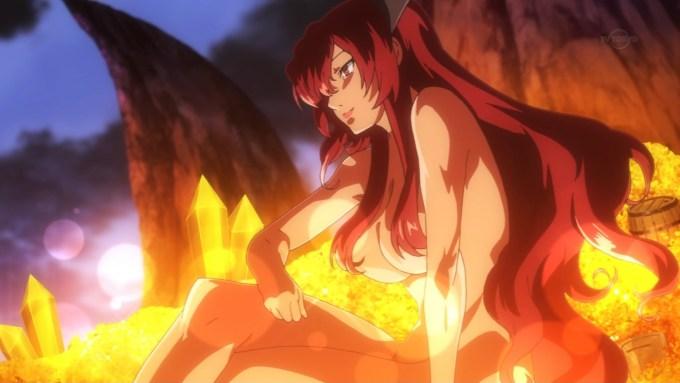 裸の赤の女王