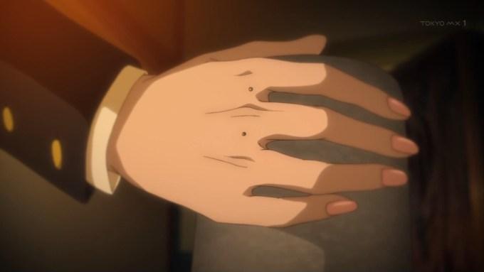 熊楠さんの手
