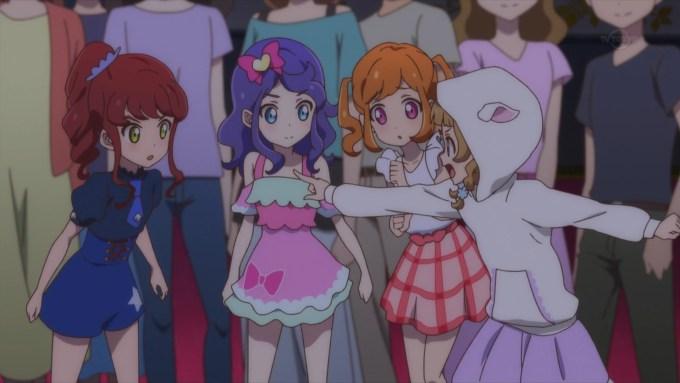紗綾とすももと夏奈とステラ