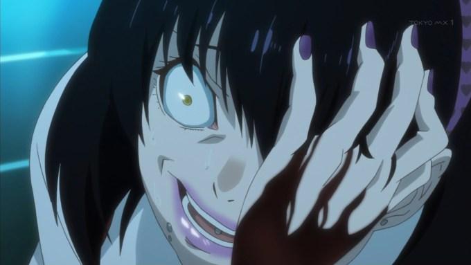 生志摩妄の左目