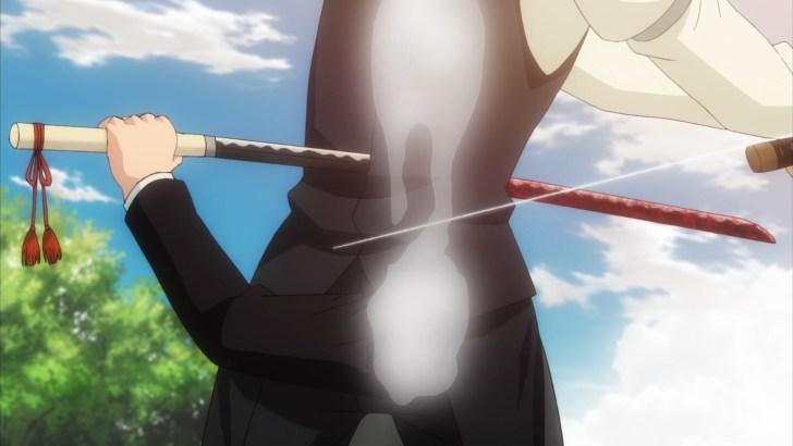 時坂九郎丸の腕