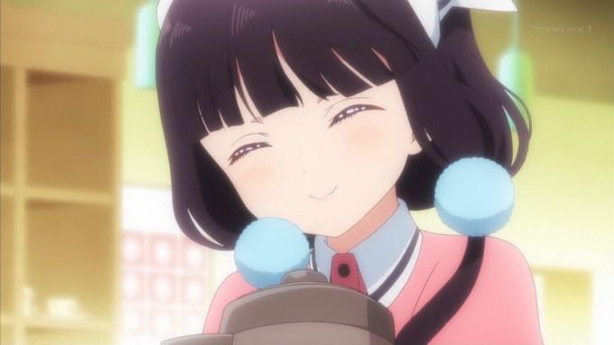 桜ノ宮苺香の笑顔
