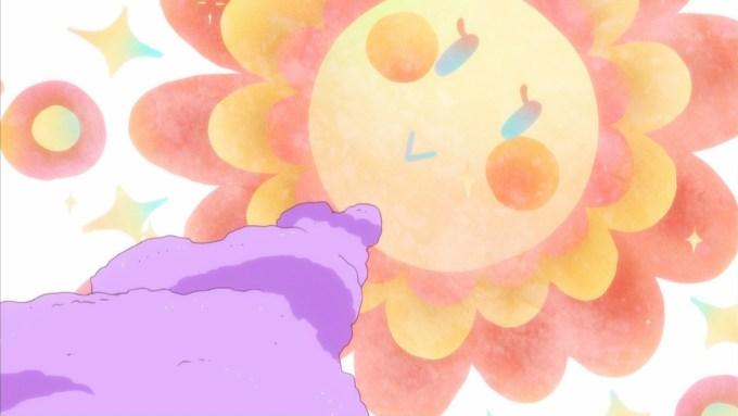須藤りとが描いた太陽に群がるスクーパーズ