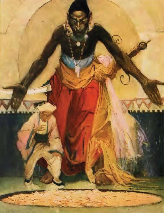 Illustrations From Arabian Nights Many Interesting Facts