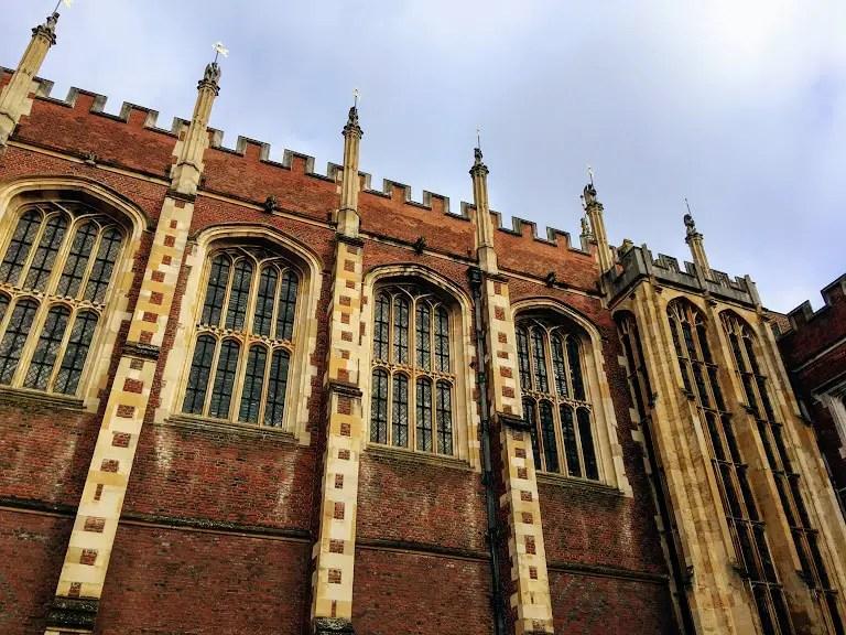 Hampton Court Palace at Halloween