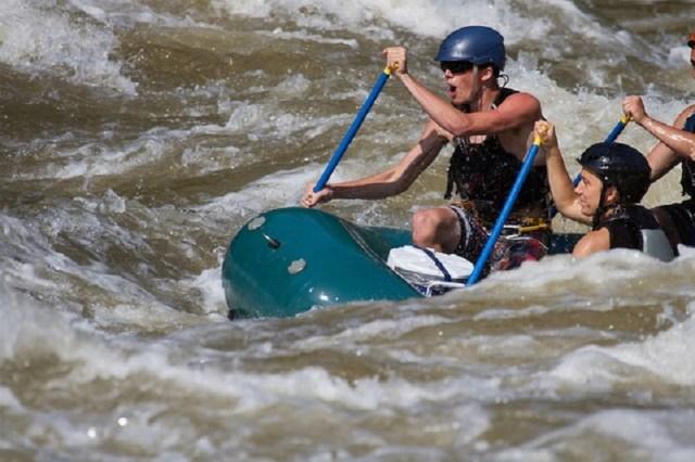 Weekend Getaway River Rafting