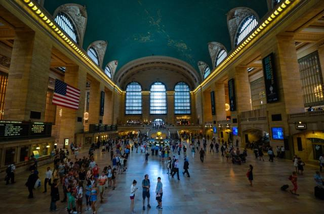 grand central terminal reasons to visit NYC