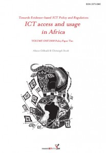 ICT Access and Usage in Africa